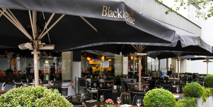 Black and blue london speed dating