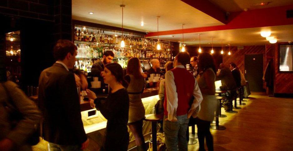 Speed Dating Match Bar Londyn
