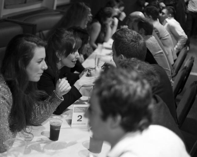london speed dating 2014 társkereső ügynökség ingyenes online