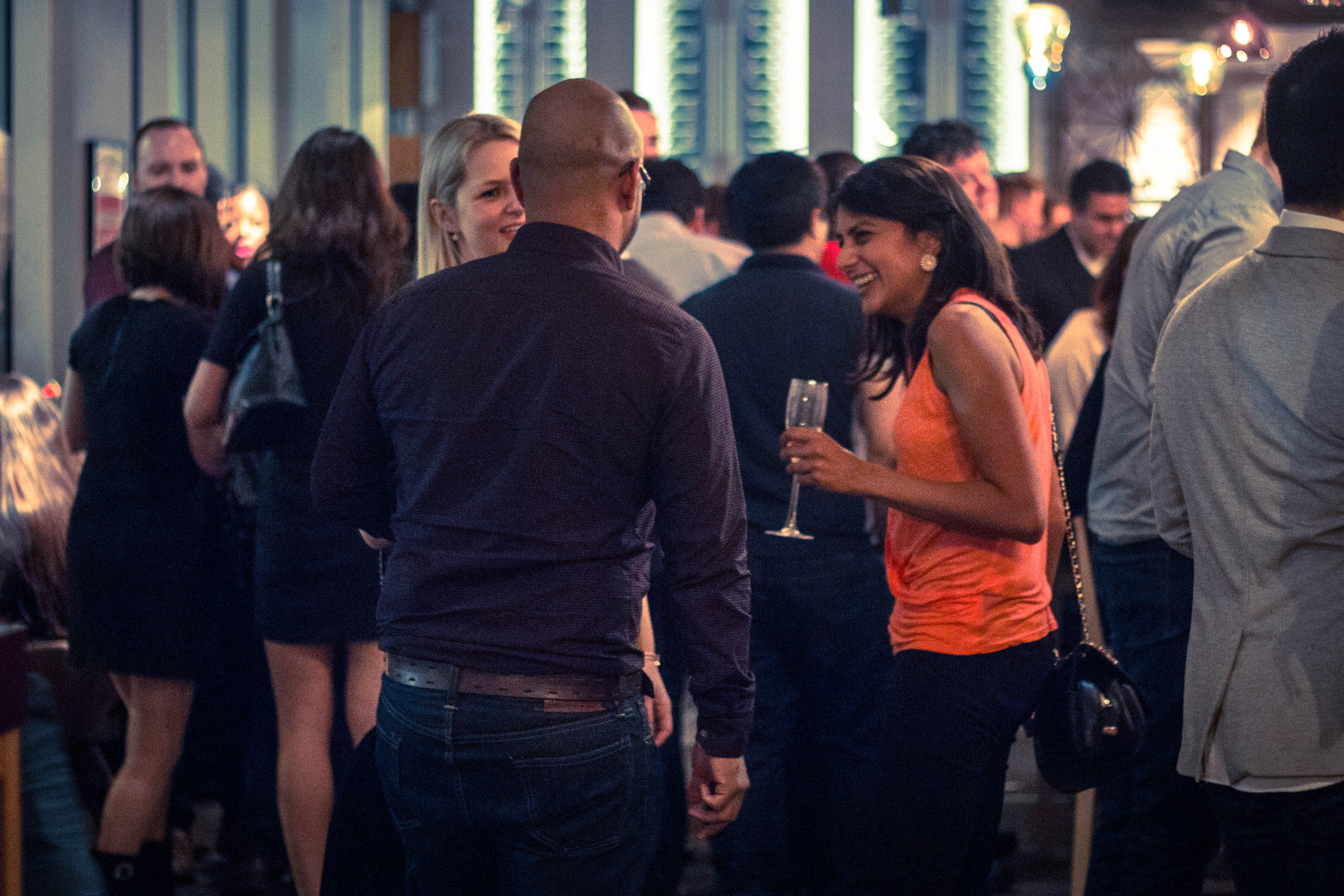 Speed dating london lock and key