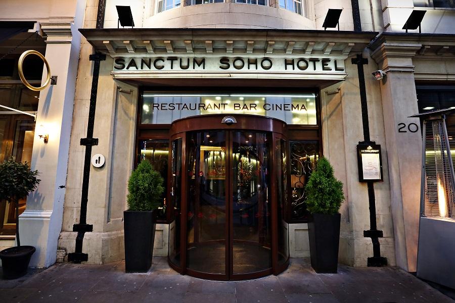 Karma Sanctum Hotel, Central London, London