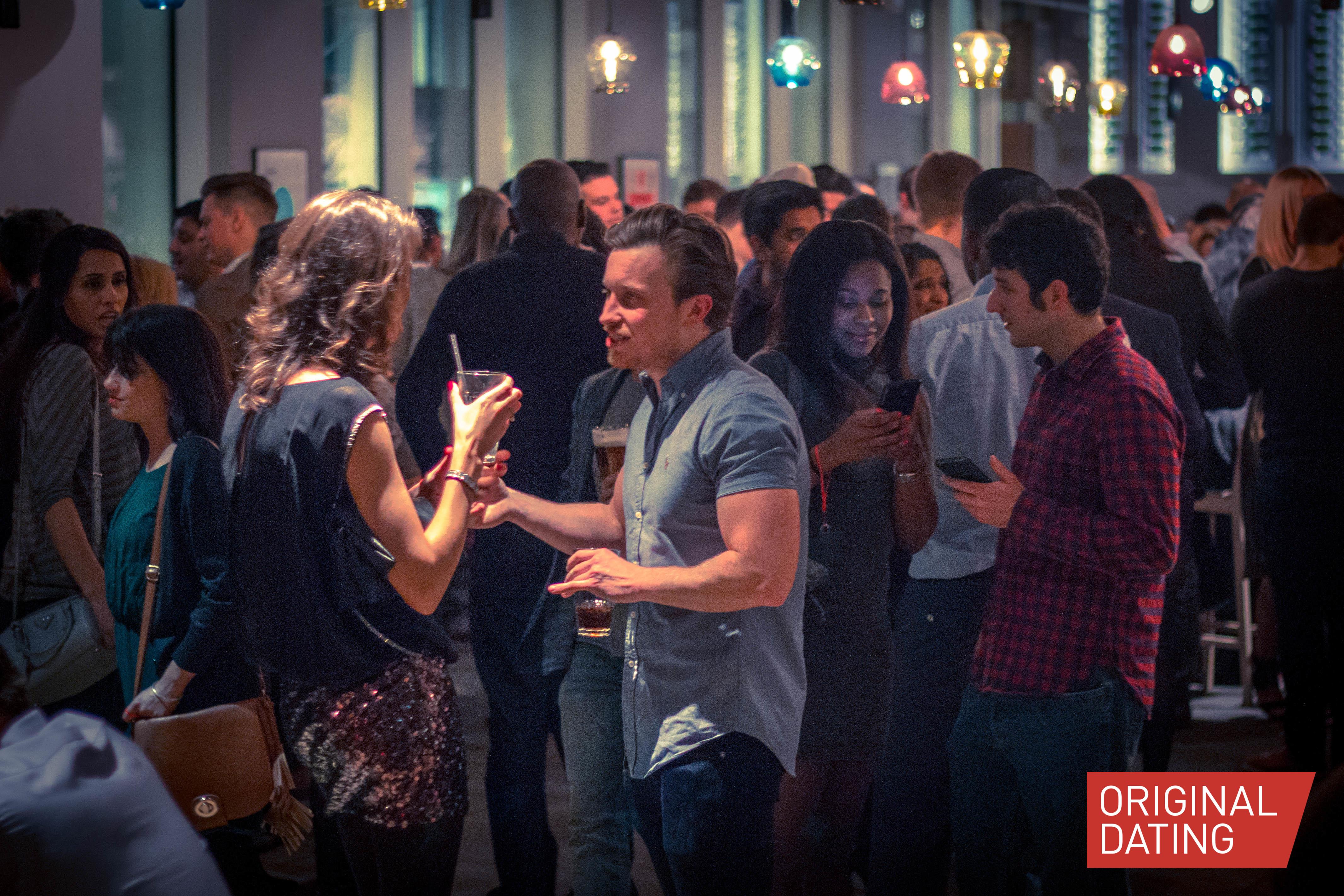 Speed dating in essex london