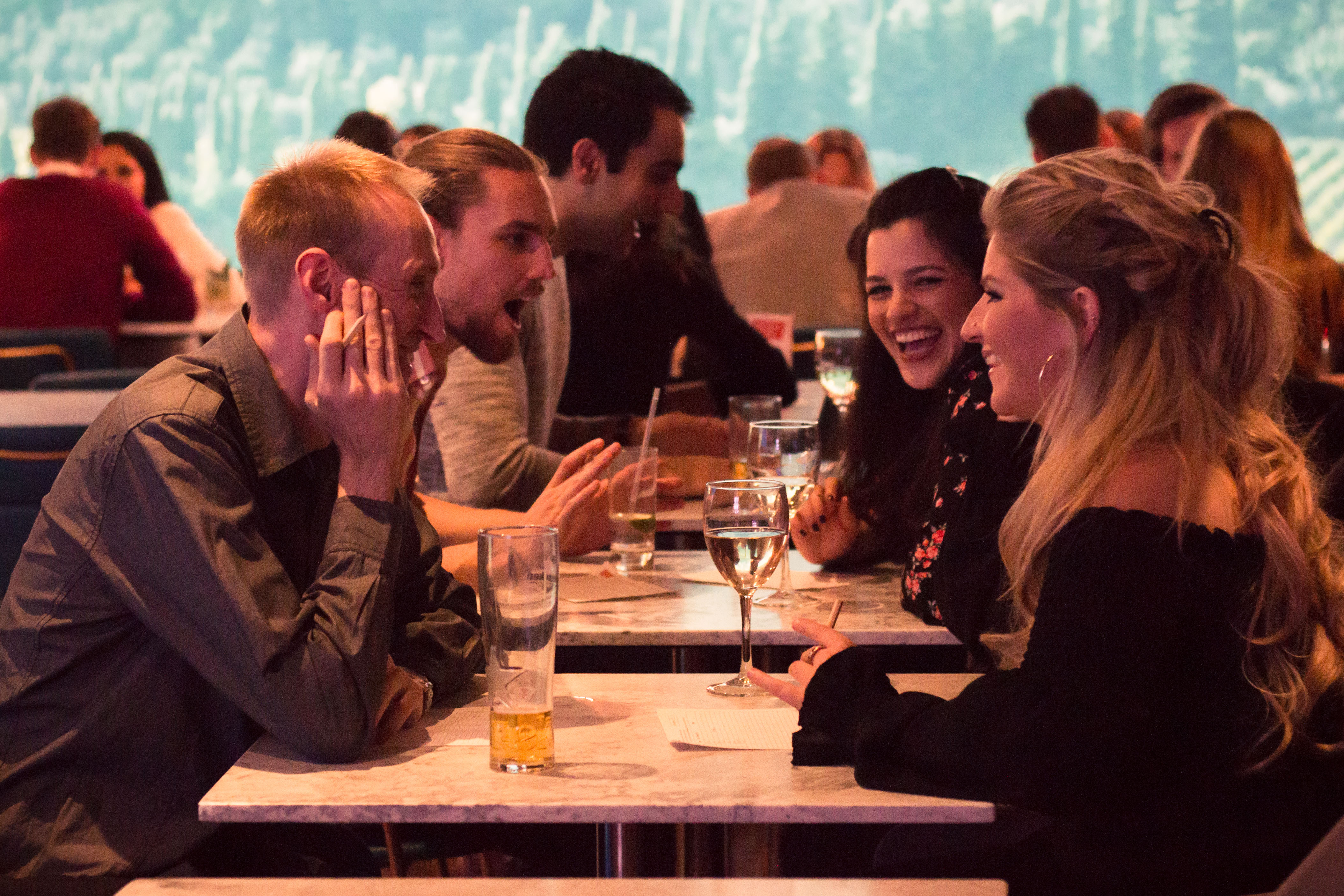 Speed Dating London West End