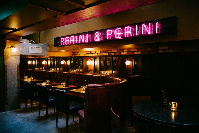 Perini & Perini, Central London, London